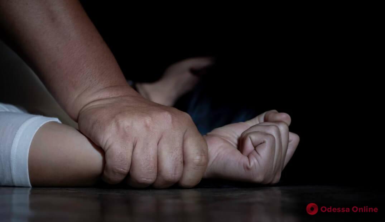 Второго за три дня: в Одессе поймали насильника