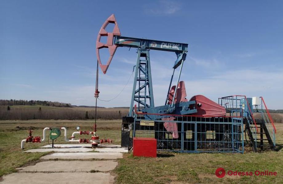 В Одесской области пробурили нефтяную скважину глубиной 2825 метров