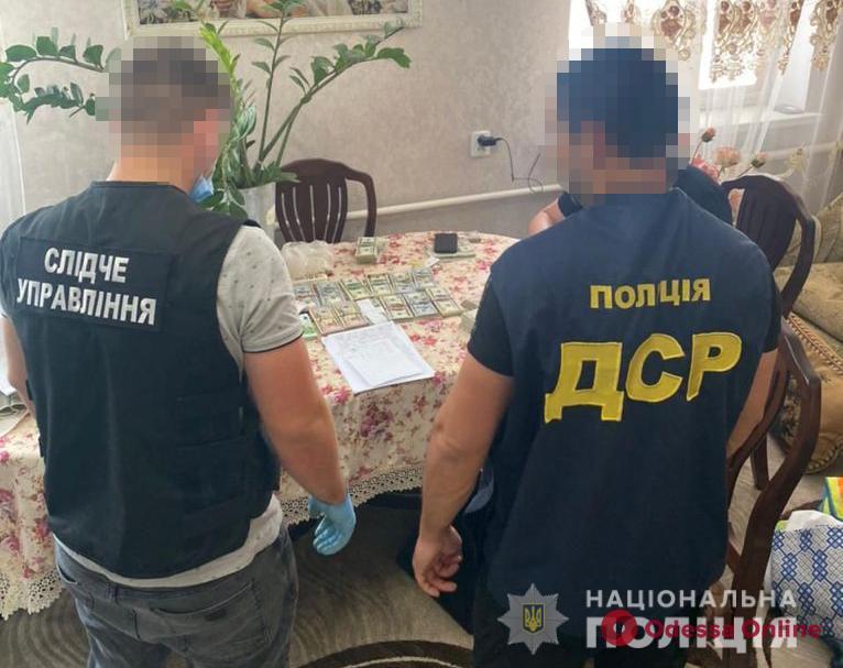 Одесские полицейские задержали группу «черных» лесорубов во главе с депутатом горсовета