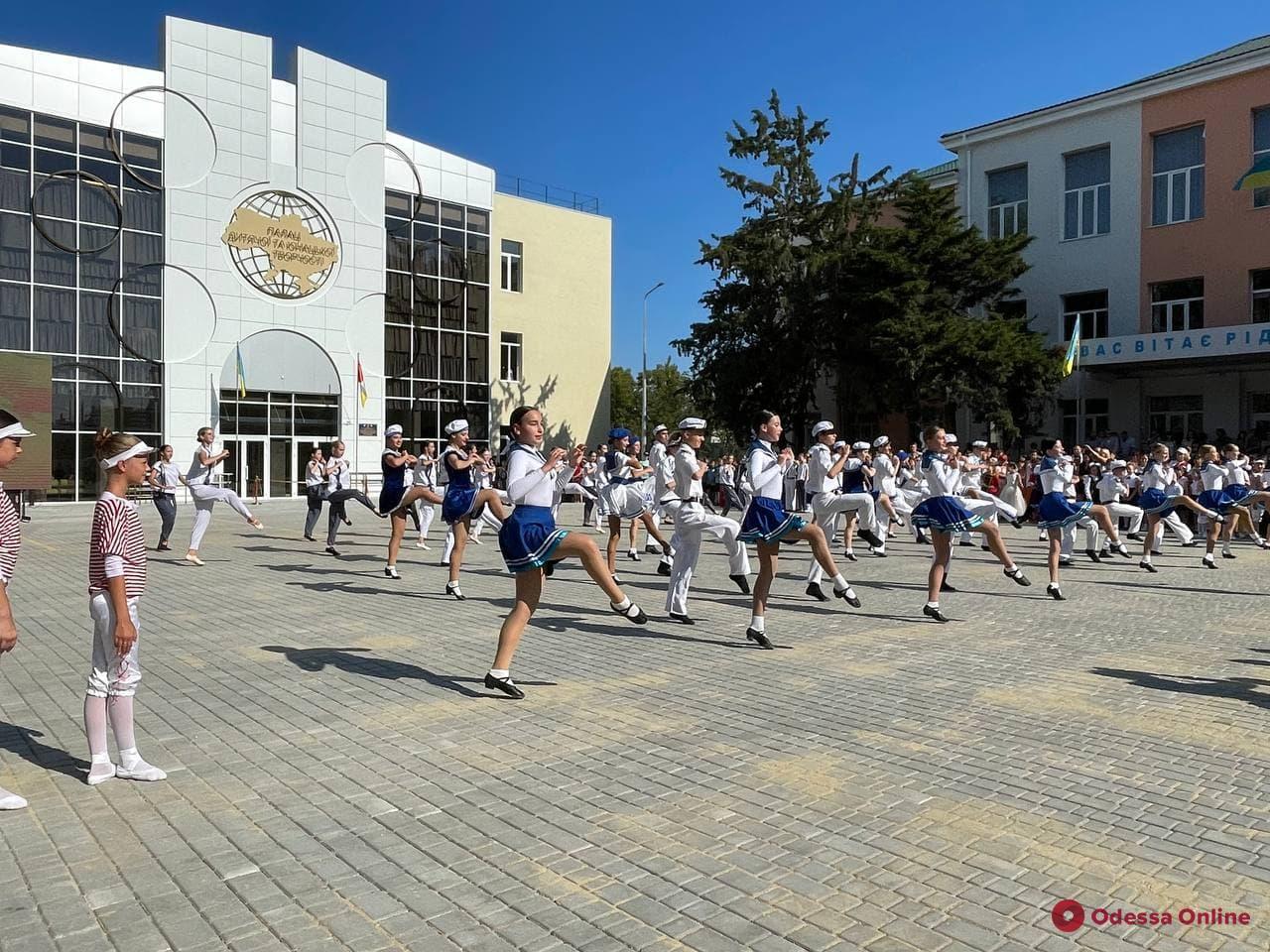 В Одессе распахнул свои двери Дворец детского и юношеского творчества «Белая акация» (фото)