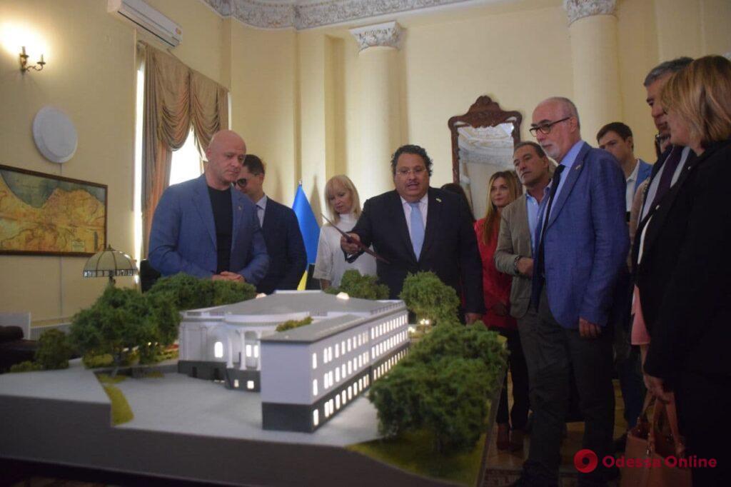 Международный опыт и качественная реставрация: в Одессе открыли Офис урбанистики (фото)