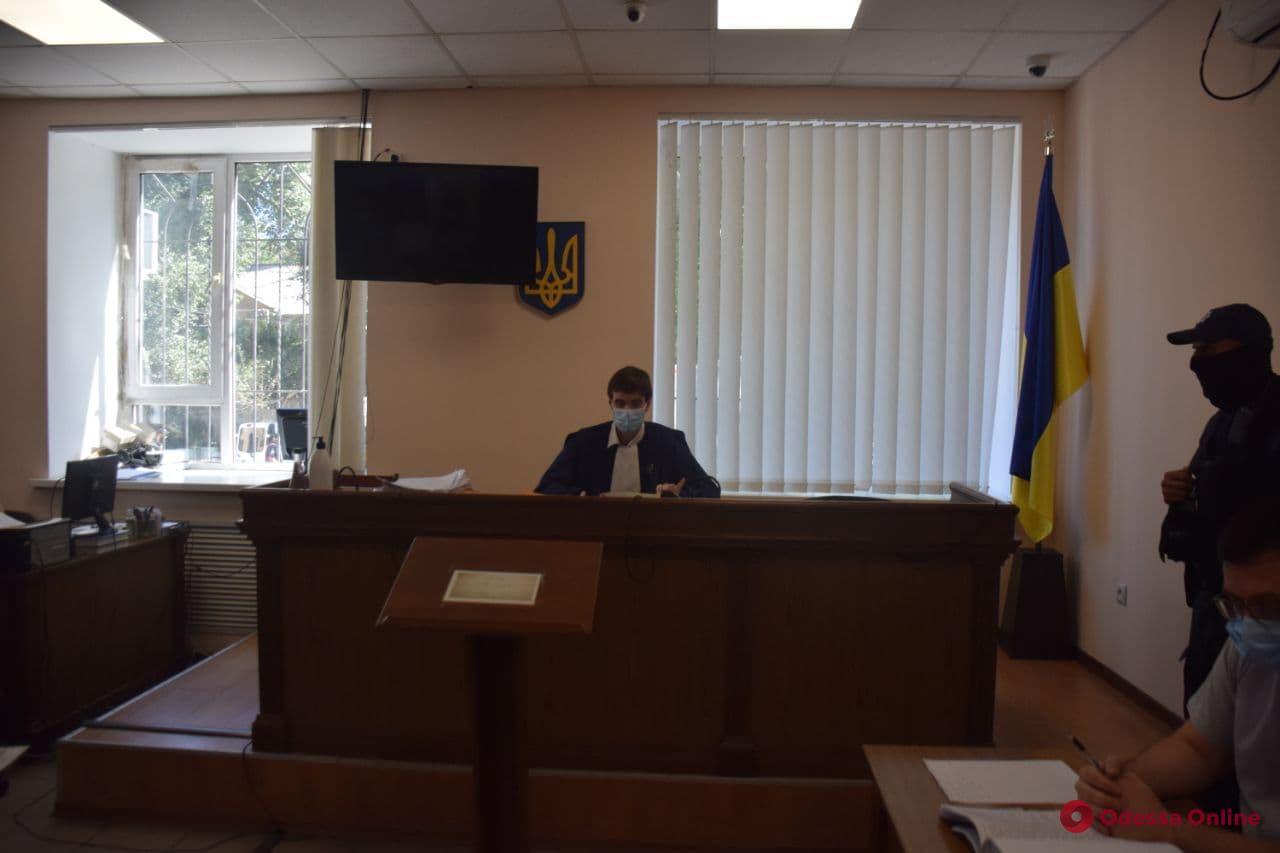 Одесский суд выпустил активиста Резвушкина из СИЗО