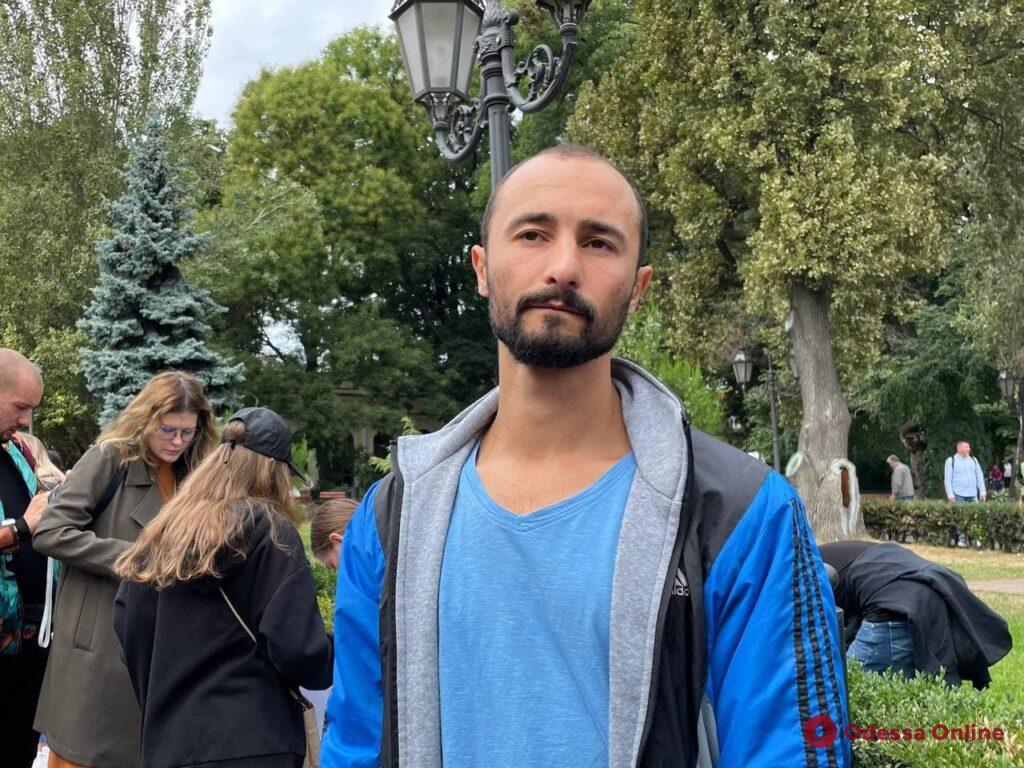 «Защита слабых — дело сильных»: в Одессе прошел марш против эксплуатации и жестокого обращения с животными (фото, видео)