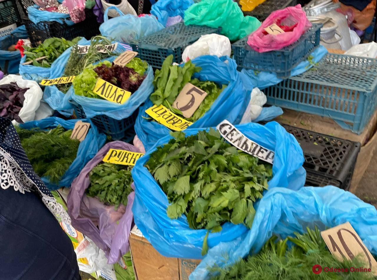 Арбузы, баклажаны и кефаль: воскресные цены на одесском «Привозе»