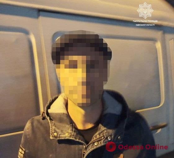 На Таирова патрульные задержали водителя «под кайфом»