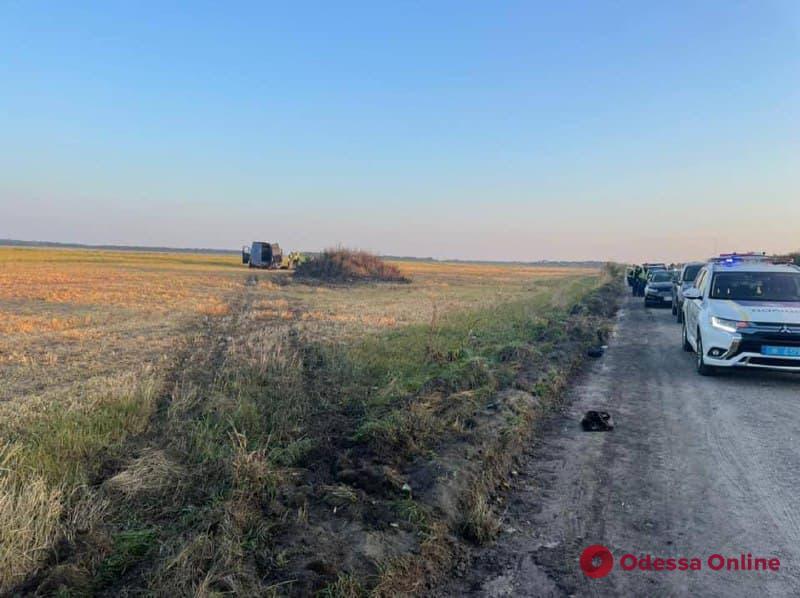 Ослепило светом фар: на трассе Киев—Одесса микроавтобус с паломниками-хасидами попал в ДТП — есть погибший