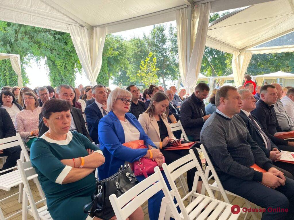 Министр образования Шкарлет на форуме в Одессе рассказал о подготовке учебных заведений к реформе школьного питания