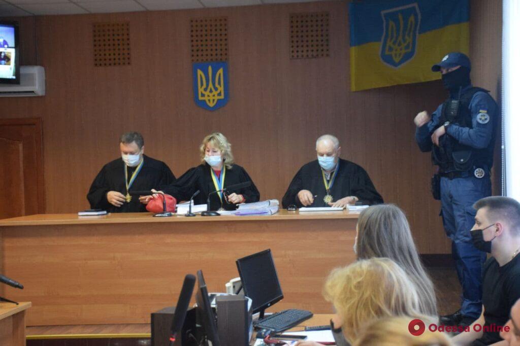 Дело об убийстве Сергея Лащенко: обвиняемому продлили арест на два месяца