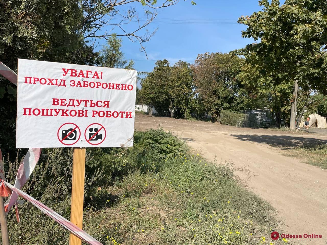 Исследовали почти пять гектаров: раскопки «расстрельных ям» на 6-м километре Овидиопольской дороги подходят к концу