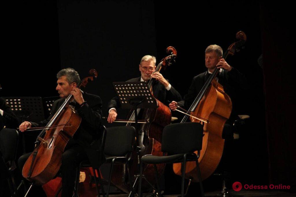 «Золотые скрипки Одессы»: международный фестиваль завершился грандиозным концертом в Оперном театре (фото)