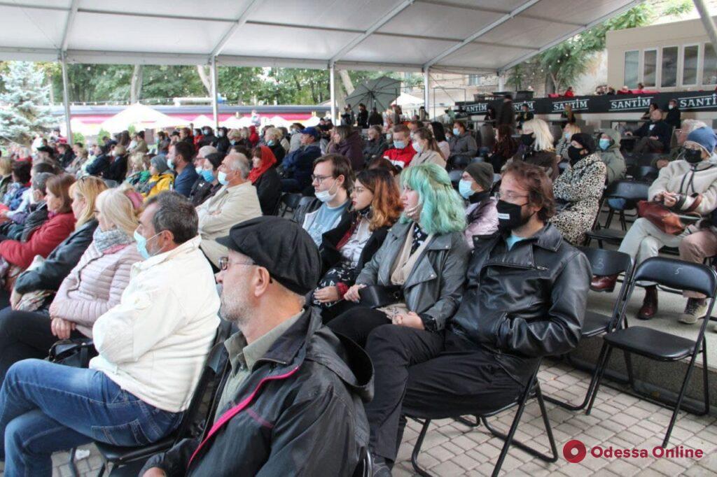 Odessa JazzFest-2021: в Горсаду стартовал международный джазовый фестиваль (фото)