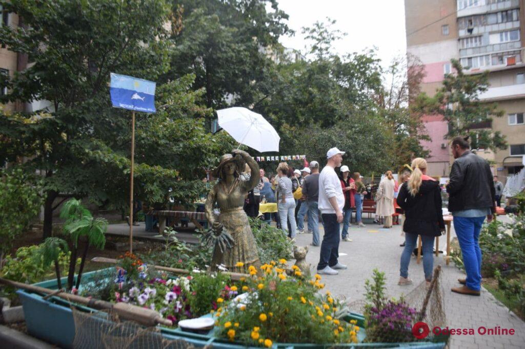 Фестиваль одесских дворов и тайный рецепт настоящей ухи (фоторепортаж)