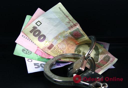 В Черноморске полицейские отказались брать взятку у пьяного водителя