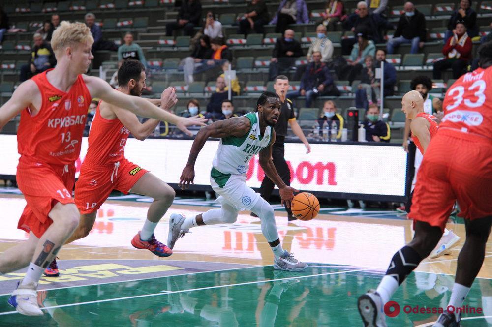 Баскетбол: «Одесса», «Химик» и «ИнтерХим» дружно победили в матчах Суперлиги