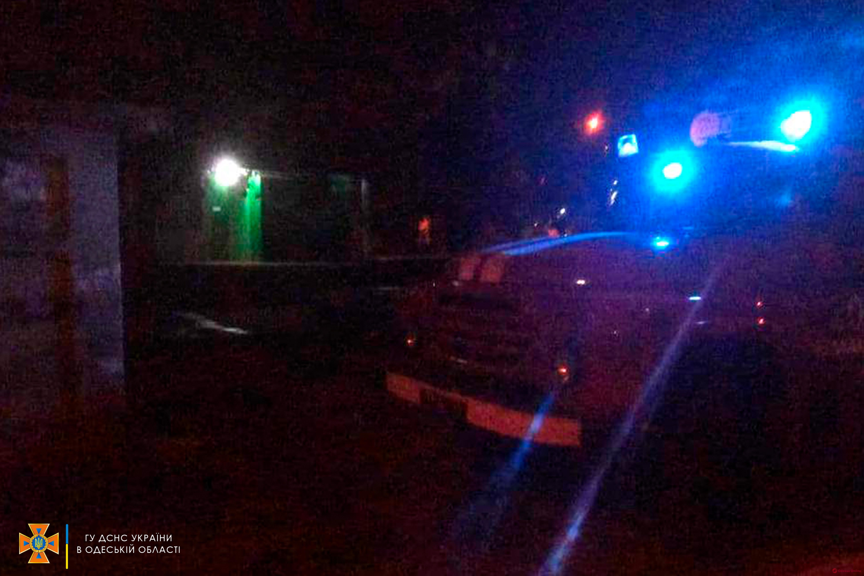 Два пожара в Одесской области: женщина погибла, а мужчина получил ожоги