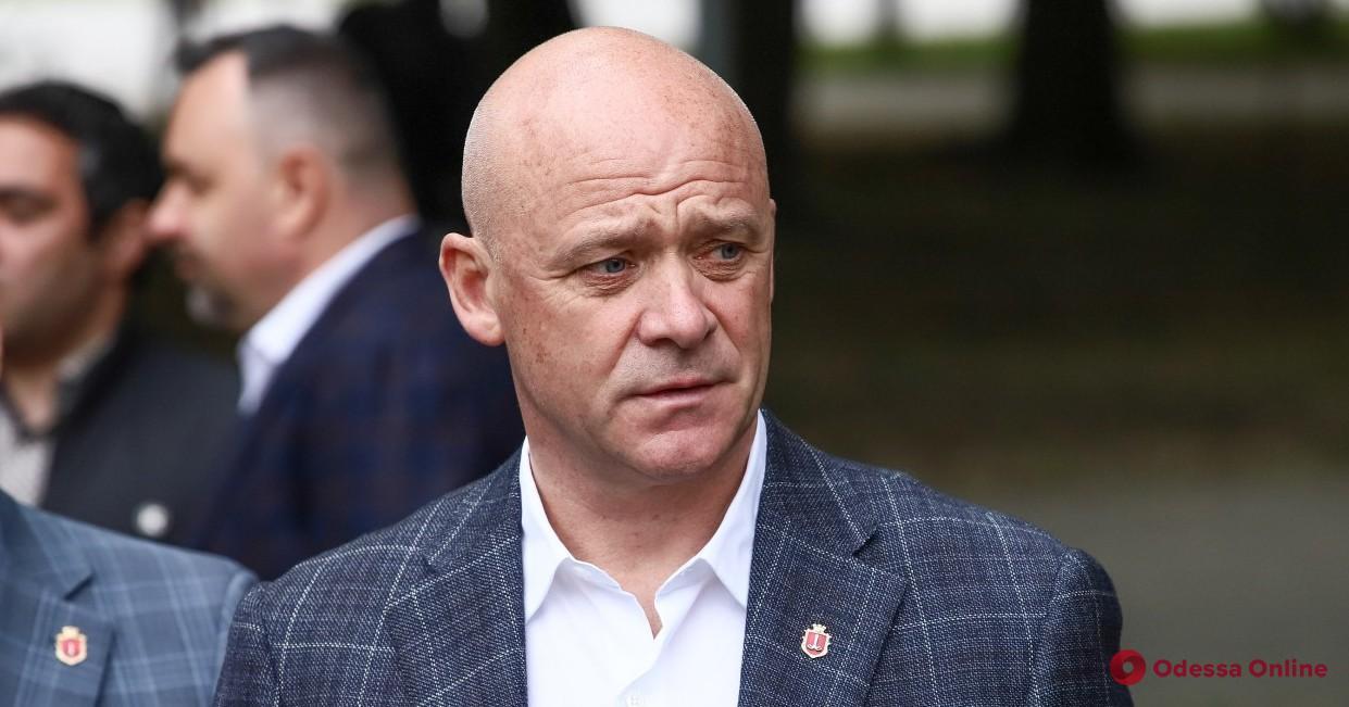 «Это попытка уничтожить местное самоуправление», — Труханов ответил на обвинения НАБУ