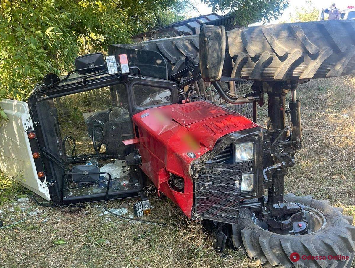 Без права на залог: суд арестовал водителя трактора, сбежавшего с места смертельного ДТП