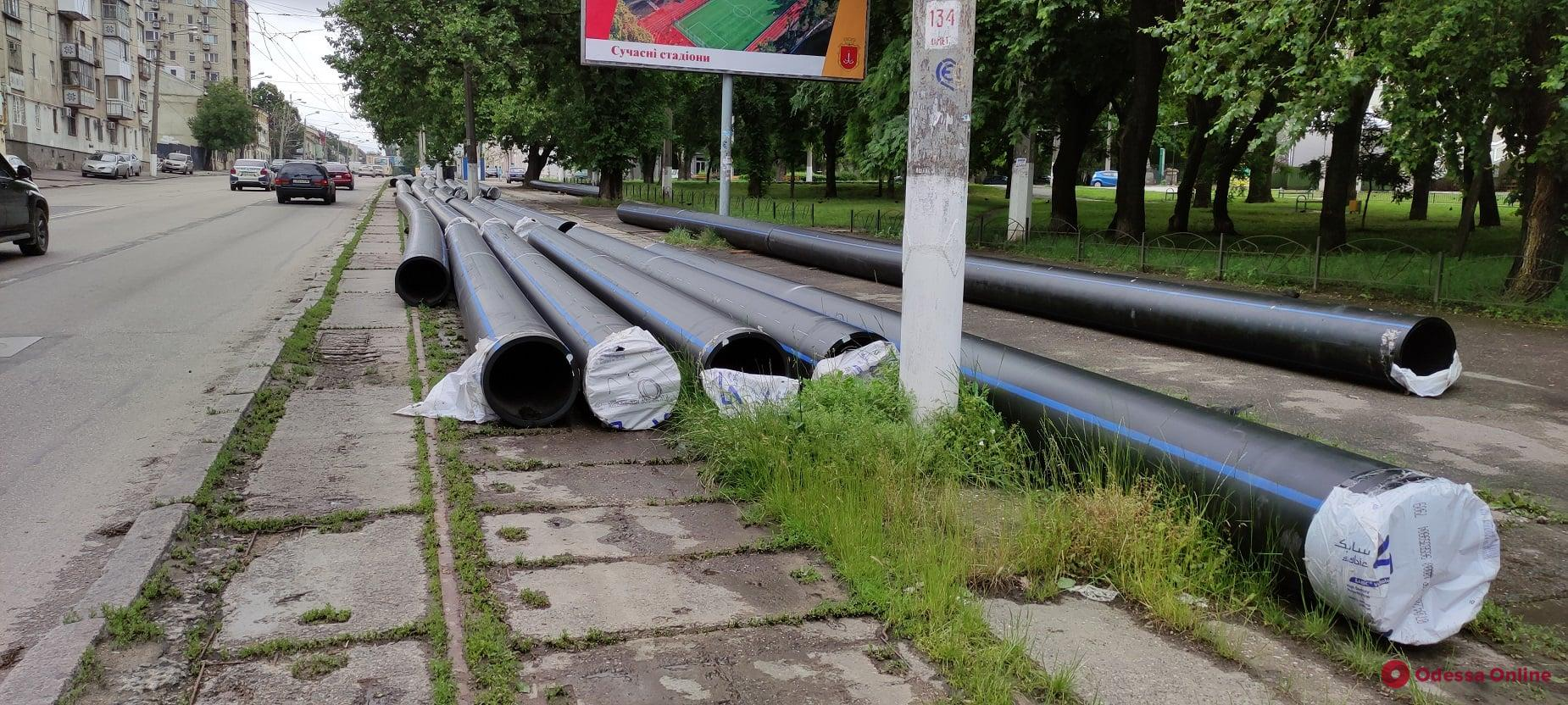 В ночь на 13 октября в трех районах Одессы отключат воду