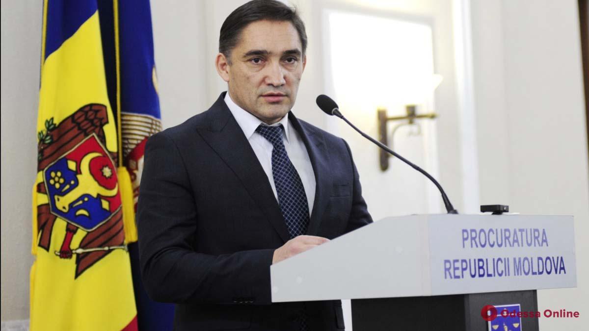 В Молдове задержали Генерального прокурора страны (видео)