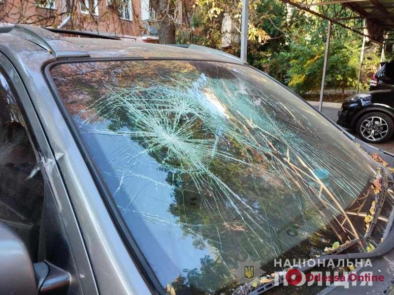 Одесского неадеквата, бросавшегося на спецназ с ножом, отправили под домашний арест