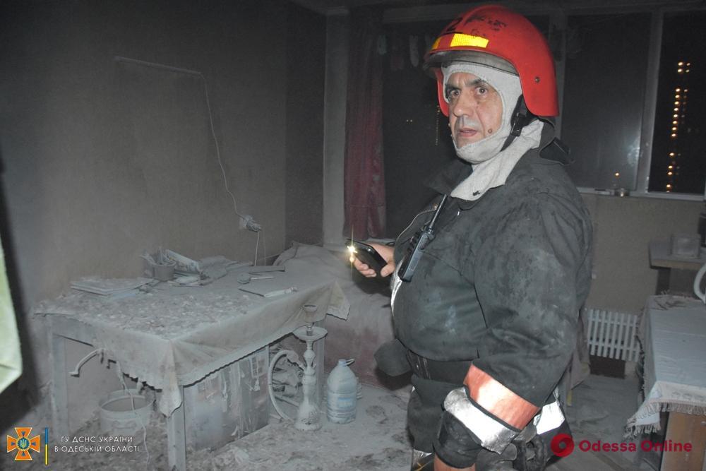В общежитии одесского Политеха случился пожар