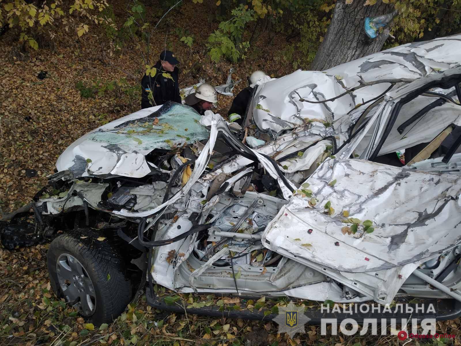 Смертельное ДТП в Винницкой области: в аварии погибла супружеская пара из Одессы (фото)