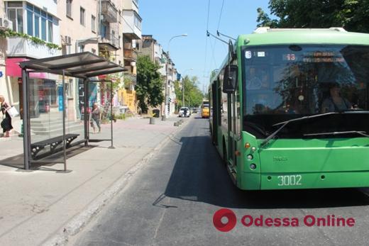 В Одессе из-за ремонта дороги перекроют важную улицу в Приморском районе