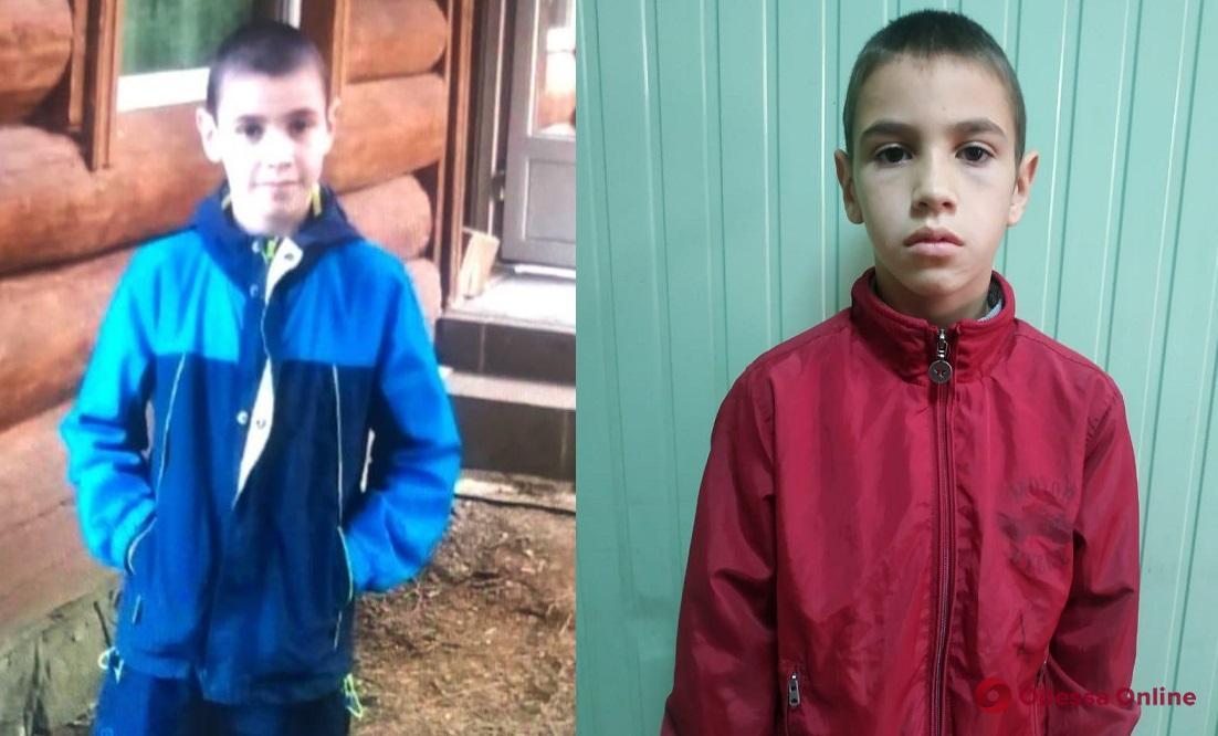 Не вернулся из школы: в Одессе ищут 11-летнего мальчика (обновлено)