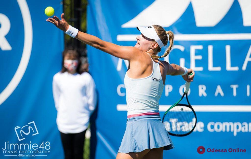 Теннис: Ястремская побеждает в 1/64 финала турнира в Индиан-Уэллсе, Свитолина ожидает старта