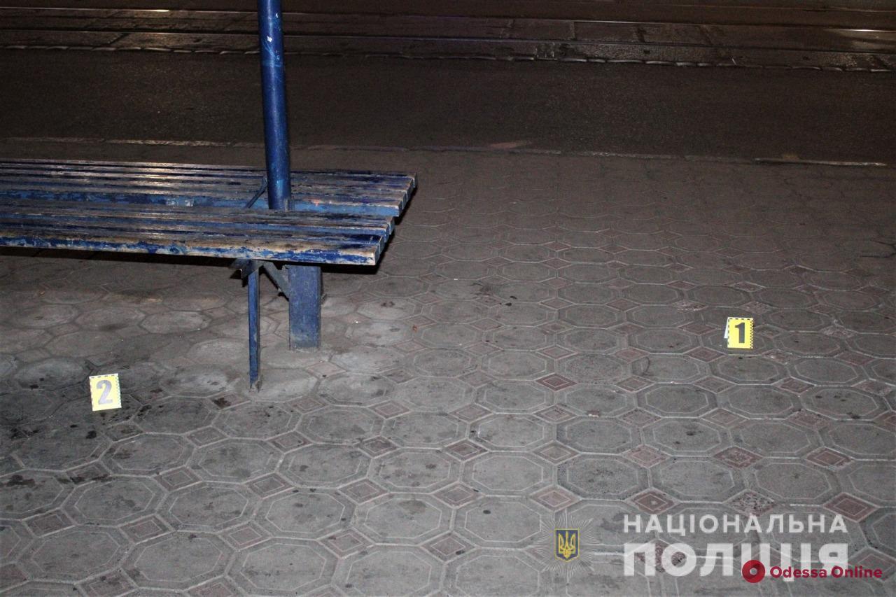 Украл носки на рынке и устроил поножовщину: одесская полиция задержала преступника