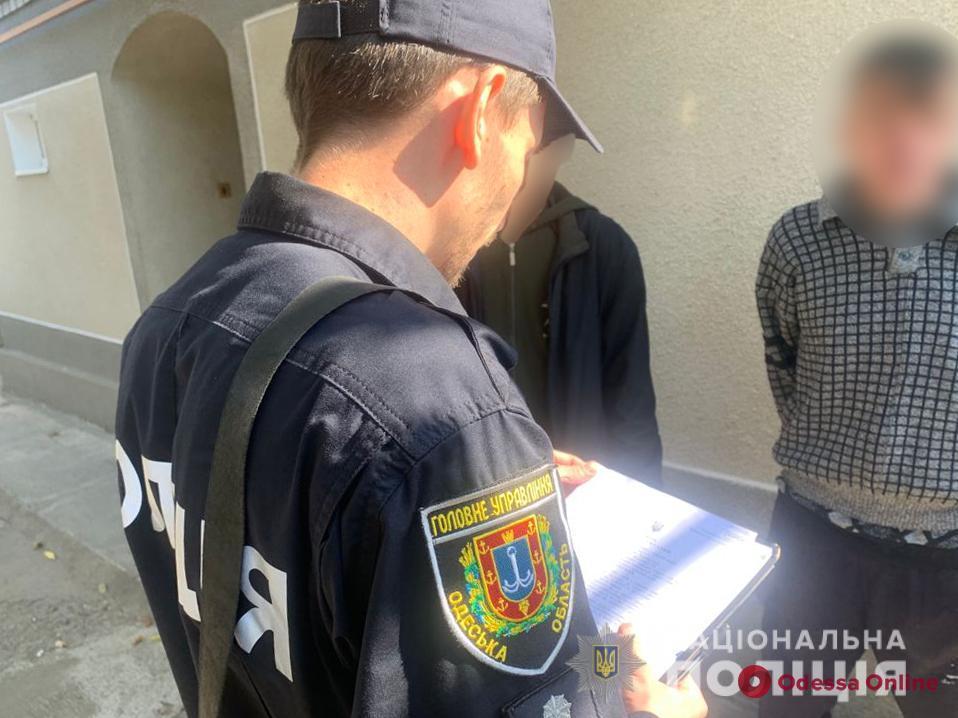 Товар на продажу: у жителя Измаила обнаружили две боевые гранаты (фото, видео)