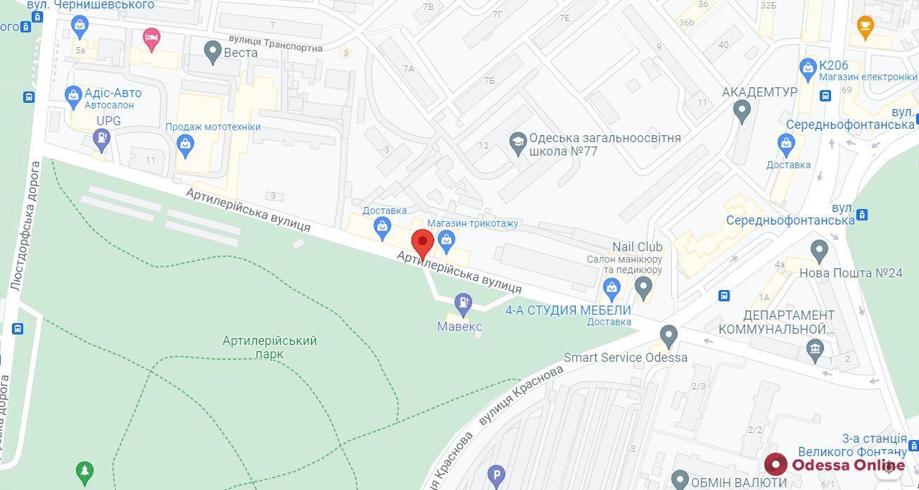 Планируйте объезд заранее: в Одессе перекроют улицу