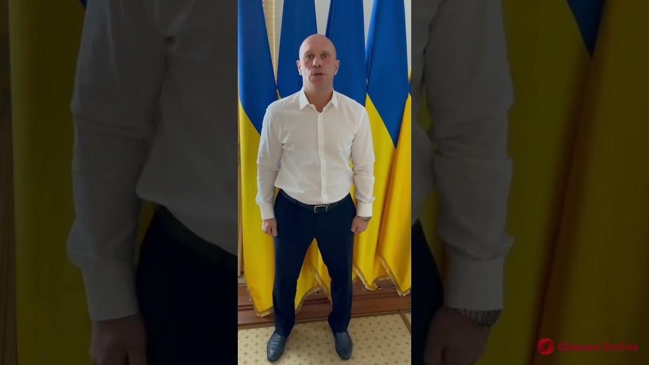 Нардеп Кива поздравил Путина с днем рождения цитатой из «Звездных войн» (видео)