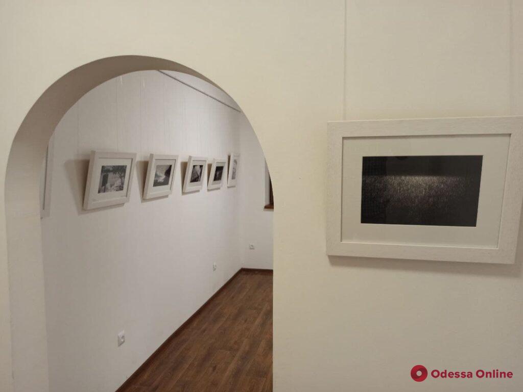 «Абстракция формы»: в Одессе открылась выставка фотографа Евгения Медведева