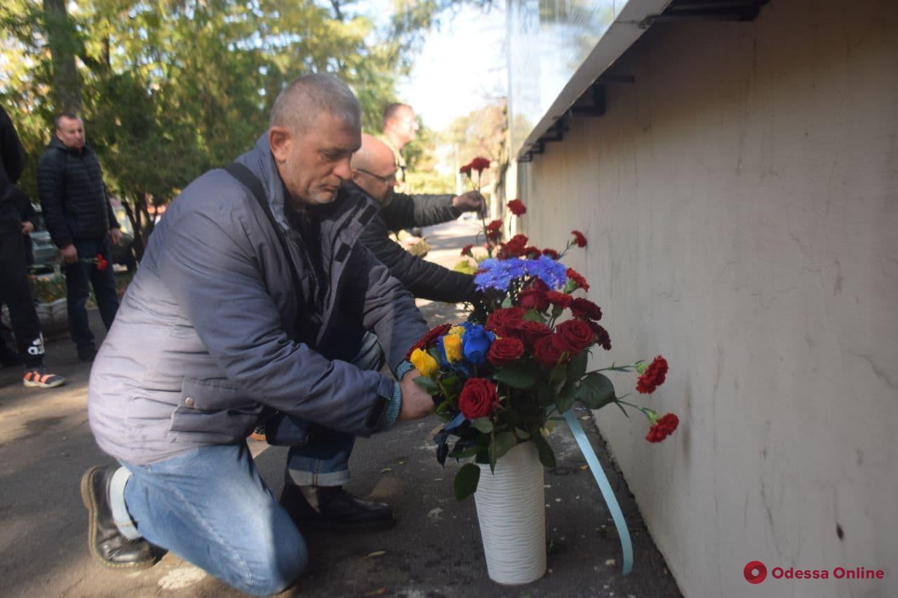 В Одессе празднуют День защитников Украины (фоторепортаж)