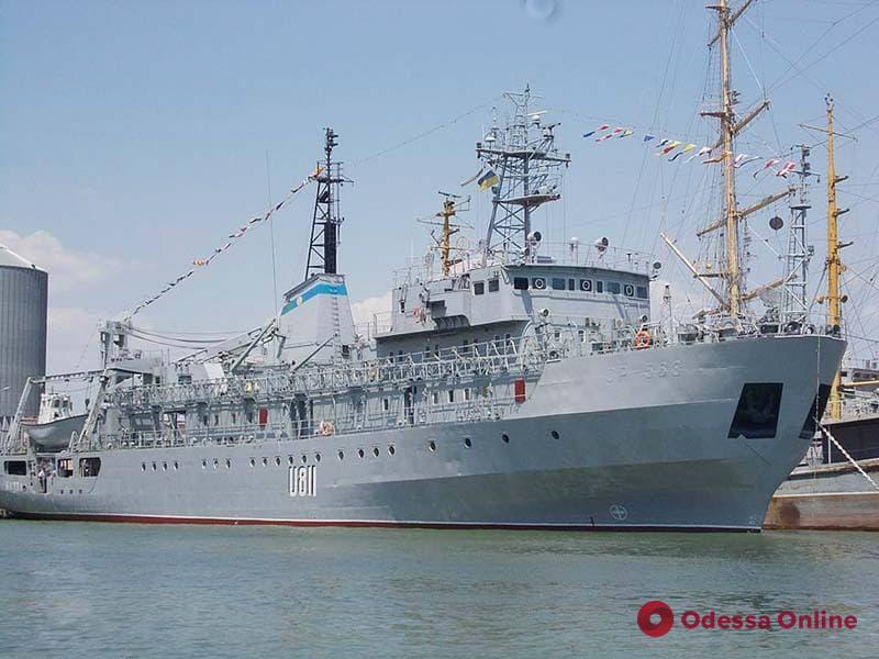Что за «Балта»: рассказываем о поврежденном военном корабле, который буксируют в Одессу