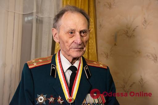 Умер участник освобождения Одессы – Николай Московой